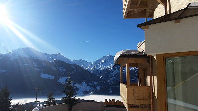 Holiday apartments close to the Kitzbühel Alpen Panoramabahn for sale