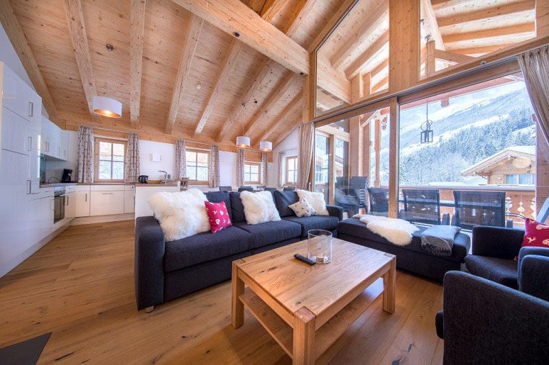 Penthouse in Pinzgau for sale