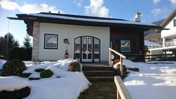 Log cabin style house for sale in Aich in Ennstal