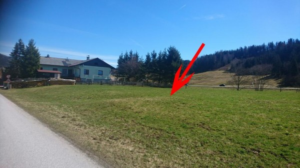 Building plot for sale in Tipschern - Ennstal