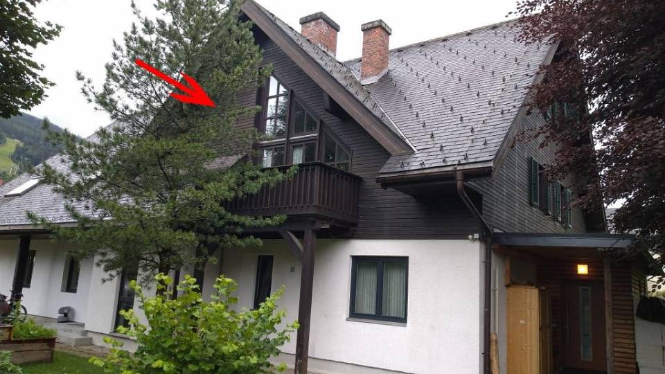 Cosy apartment over two floors for sale central Schladming