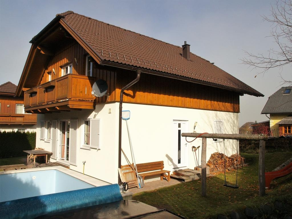 Luxury chalet for sale in St Margarethen Lungau