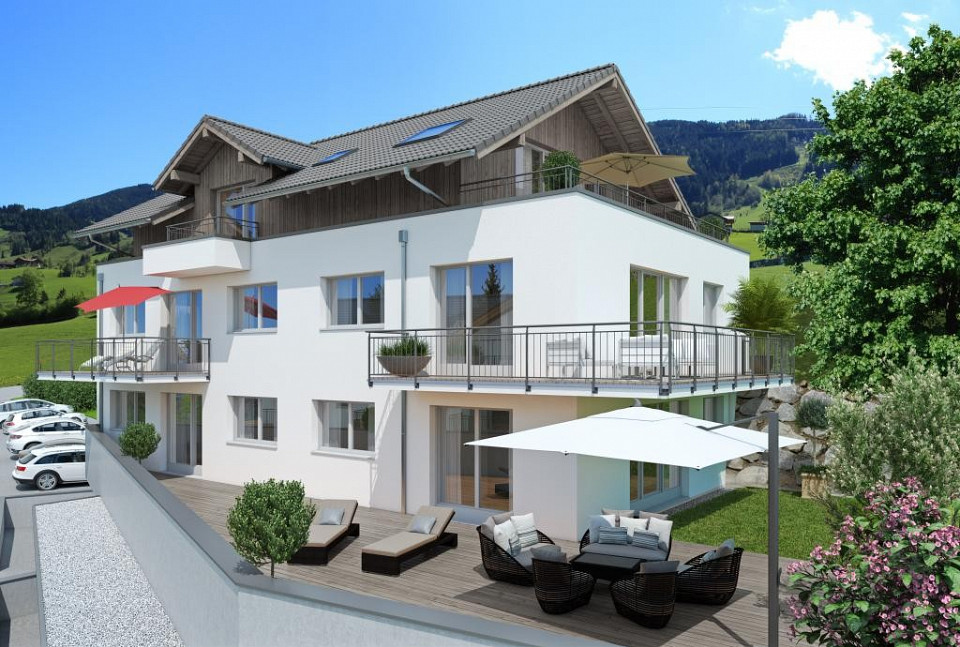 New build apartment for sale St Johann im Pongau Salzburgerland