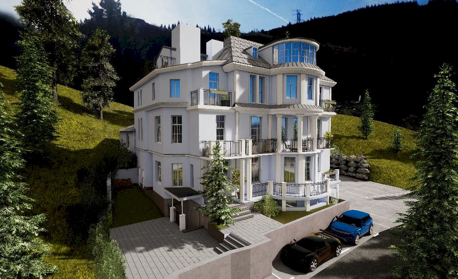 14 holiday use apartments for sale in Bad Gastein