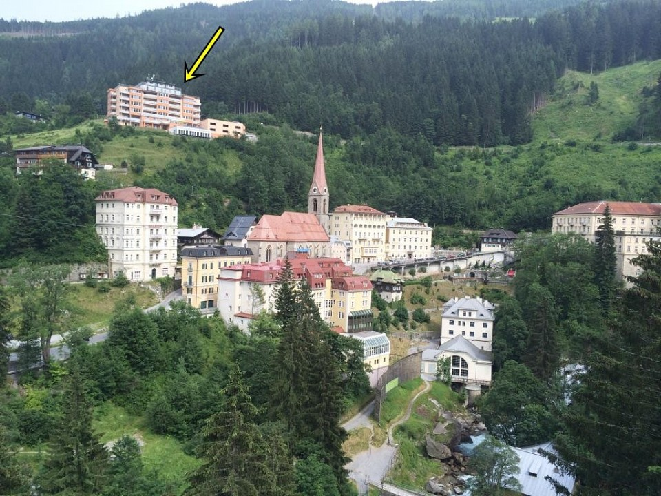 Holiday apartment for sale in Bad Gastein